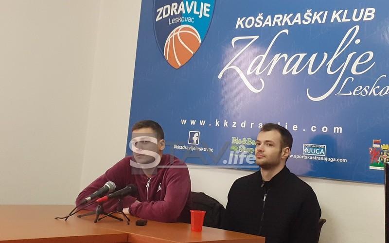 """LESKOVAČKI KOŠARKAŠI U SUBOTU DOČEKUJU """"SLOGU"""""""