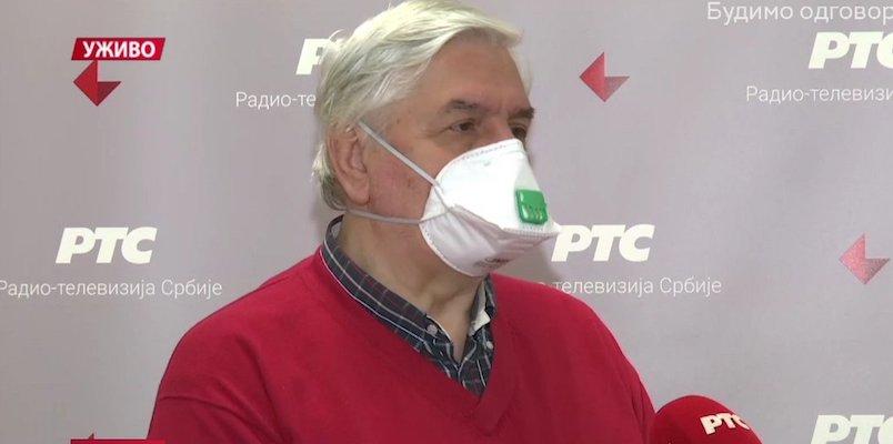 Tiodorović – Za nagli skok obolelih odgovoran i Krizni štab i lokalne samouprave