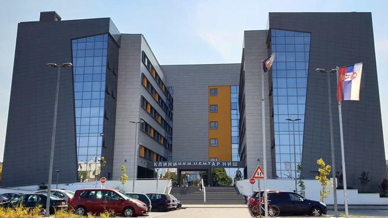 Niški klinički centar ponovo ulazi u kovid sistem