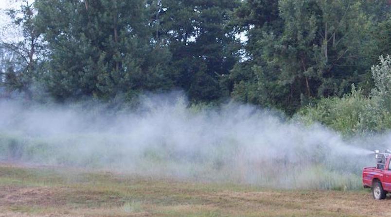 Još jedno zaprašivanje komaraca naredna tri dana