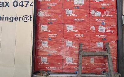 U Leskovcu nađeno 7 migranata u kamionu sa čipsom