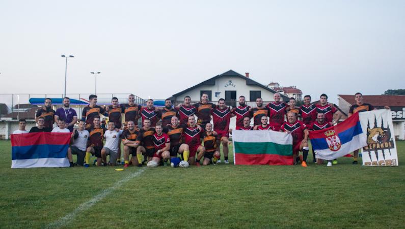 U Leskovcu održan ragbi meč